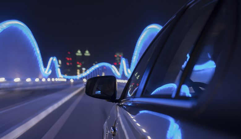 Gill Insurance   car driving nights ov